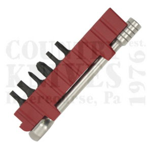 Buy Victorinox Swiss Army 30343 Ratchet with Bit Case + 6 Bits, for SwissTool Spirit at Country Knives.