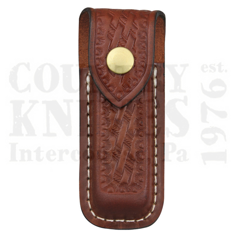 Buy Victorinox Swiss Army 33202 Medium Pouch - Brown Leather at Country Knives.