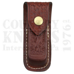 Buy Victorinox Swiss Army 33206 Large Pouch - Brown Leather at Country Knives.