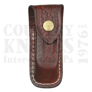 Buy Victorinox Swiss Army 33210 X-Large Pouch - Brown Leather at Country Knives.