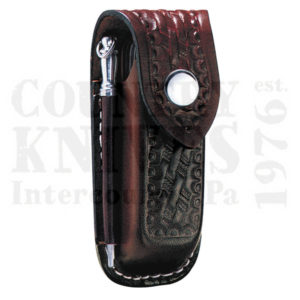 Buy Victorinox Swiss Army 33212 X-Large Pouch with Steel - Brown Leather at Country Knives.
