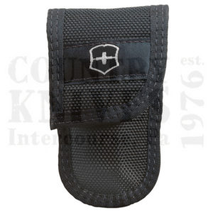 Buy Victorinox Swiss Army 33214 Belt Pouch, Black Cordura Nylon at Country Knives.