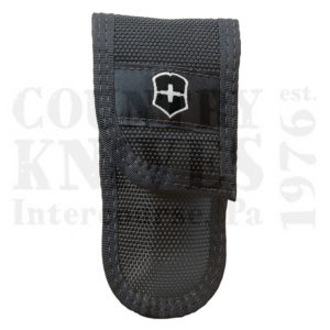 Buy Victorinox Swiss Army 33229 Lockblade Belt Pouch, Black Cordura Nylon at Country Knives.
