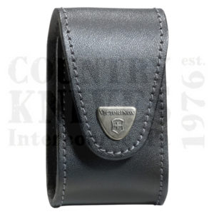 Buy Victorinox Swiss Army 33240 SwissChamp XLT Pouch, Black Leather at Country Knives.