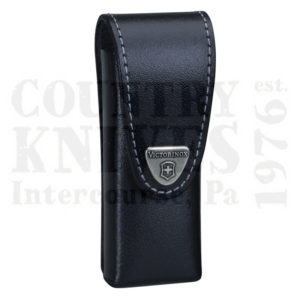 Buy Victorinox Swiss Army 33246 SwissTool Belt Pouch, Black Leather at Country Knives.