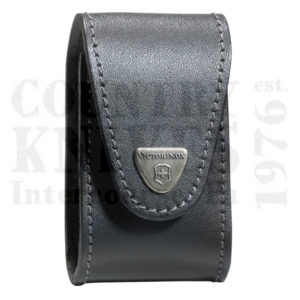 Buy Victorinox Swiss Army 33269 SwissChamp XAVT Pouch - Black Leather at Country Knives.