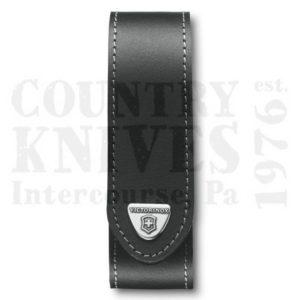 Victorinox | Swiss Army4.0506.LUS2Large RangerGrip Belt Pouch – Black Leather