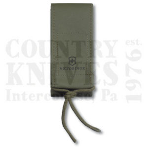 Buy Victorinox Swiss Army 4.0837.4US2 Lockblade Belt Pouch, OD Cordura Nylon at Country Knives.