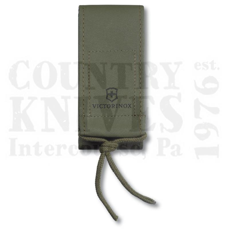 Buy Victorinox Swiss Army 4.0837.4US2 Lockblade Belt Pouch - OD Cordura Nylon at Country Knives.