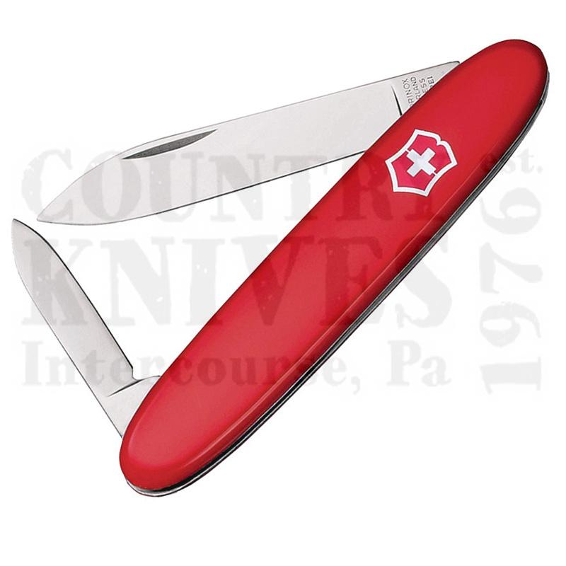 Buy Victorinox Swiss Army 53281 Pocket Pal - Red at Country Knives.