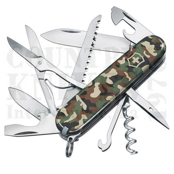 Buy Victorinox Swiss Army 53500 Huntsman - Camouflage at Country Knives.