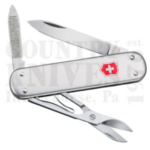 Buy Victorinox Swiss Army 53740 Money Clip - Silver Alox at Country Knives.