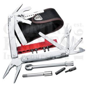 Victorinox | Swiss Army53807SwissTool Spirit Plus with Ratchet – Nylon Pouch