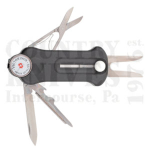 Buy Victorinox Swiss Army 53920 GolfTool, Black at Country Knives.