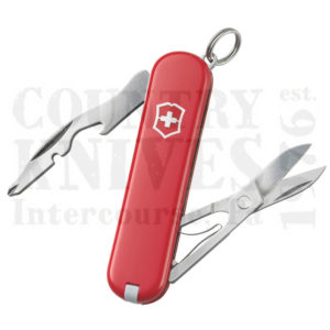 Buy Victorinox Swiss Army 58128 Jetsetter, Red at Country Knives.