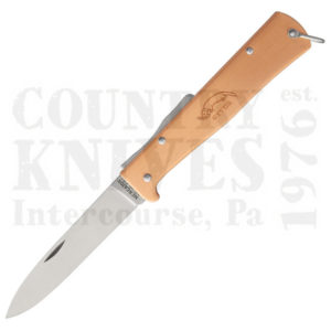 Buy Otter Mercator K55KCU Copper Otter, Stainless / Copper at Country Knives.