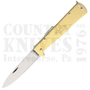 Buy Otter Mercator M10701R Small Otter - Stainless / Brass at Country Knives.