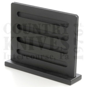 Buy Epicurean Cutting Surfaces  EP121002 Standing Knife Rack, Slate at Country Knives.