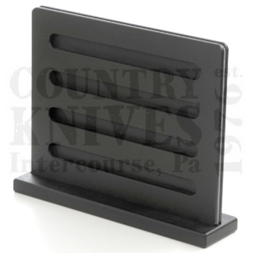 Buy Epicurean Cutting Surfaces  EP121002 Standing Knife Rack - Slate at Country Knives.