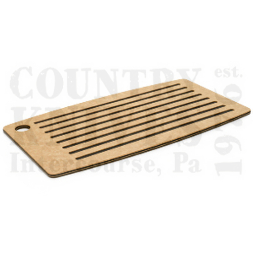 "Buy Epicurean Cutting Surfaces  EP181001025 Bread Board - Natural / 18"" x 10"" x ⅜"" at Country Knives."