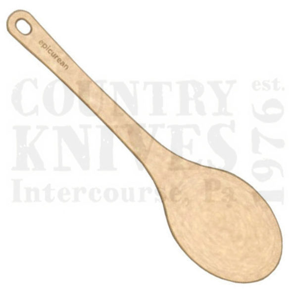 Buy Epicurean Cutting Surfaces  EP30101 Large Spoon - Natural at Country Knives.