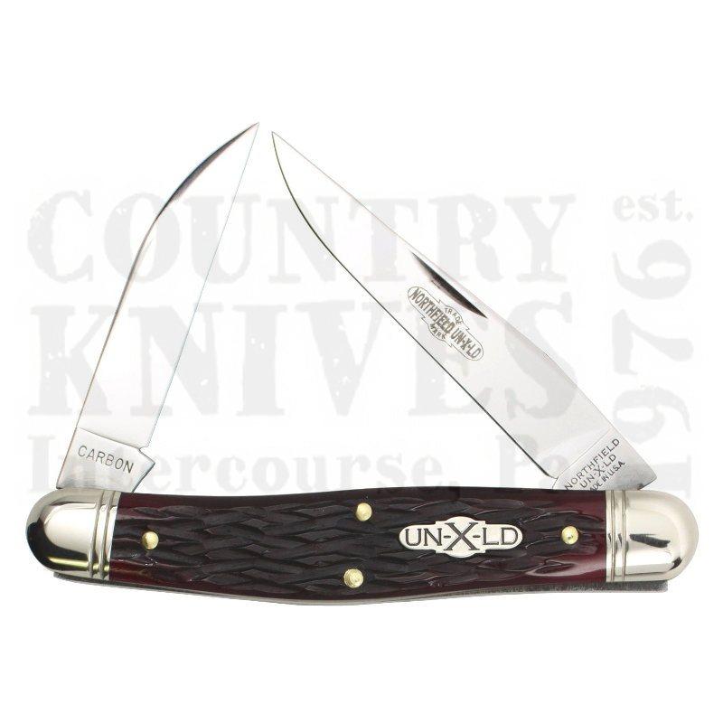 Buy Great Eastern Northfield GE-828218EB Dixie Possum Skinner - Elderberry Bone at Country Knives.