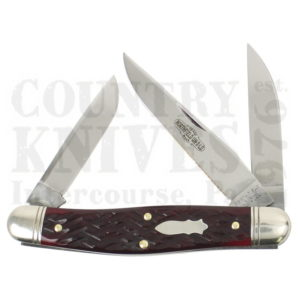 Buy Great Eastern Northfield GE-828318EB Dixie Stockman, Elderberry at Country Knives.