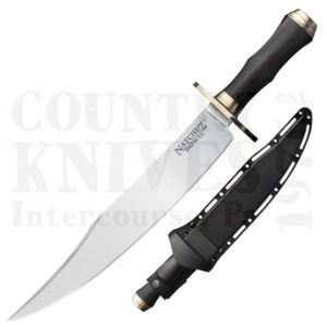 Buy Cold Steel  39LABMS Natchez Bowie - O-1 at Country Knives.