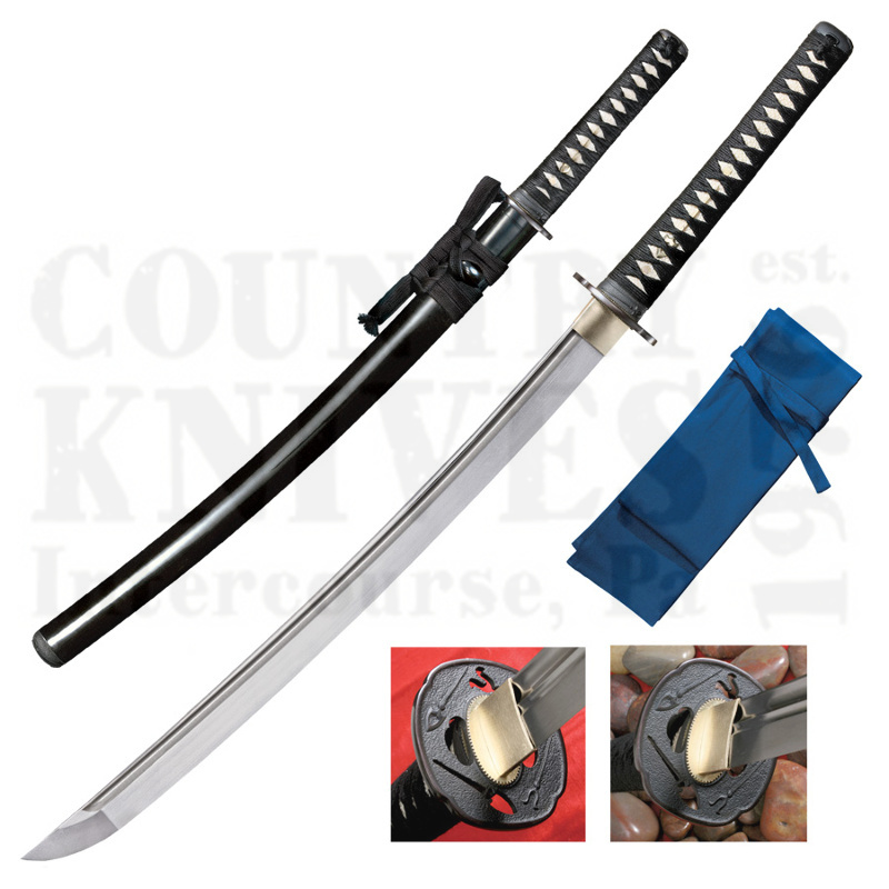 Buy Cold Steel  88BCK Chisa Katana -  at Country Knives.