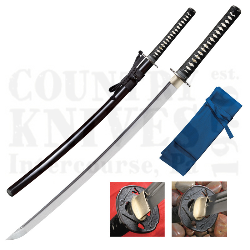 Buy Cold Steel  88BKW Warrior Katana -  at Country Knives.