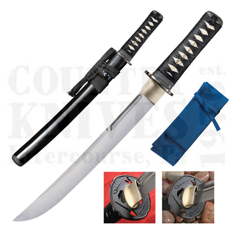 Buy Cold Steel  88BT Warrior Tanto -  at Country Knives.