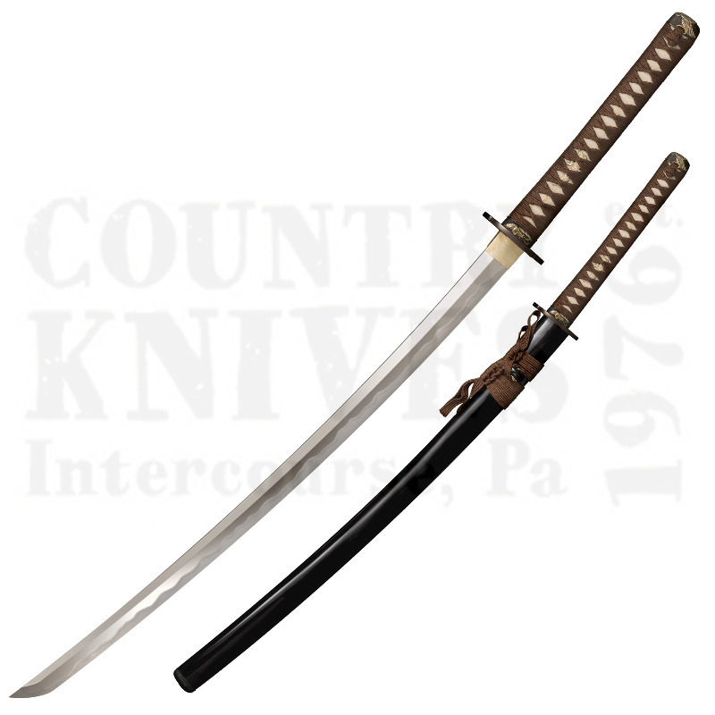Buy Cold Steel  88CKK Mizutori (Crane) Katana -  at Country Knives.