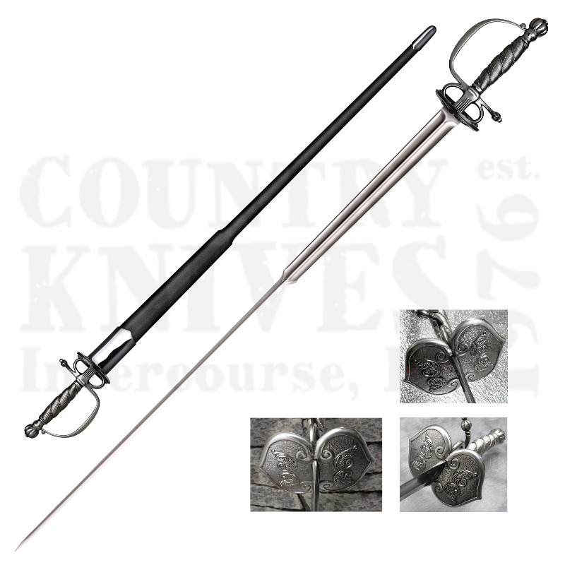 Buy Cold Steel  88CLMS Colichemarde Sword -  at Country Knives.