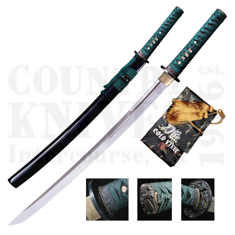 Buy Cold Steel  88DW Dragonfly Wakazashi -  at Country Knives.