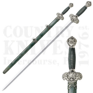 Buy Cold Steel  88RLG Jade Lion Gim -  at Country Knives.