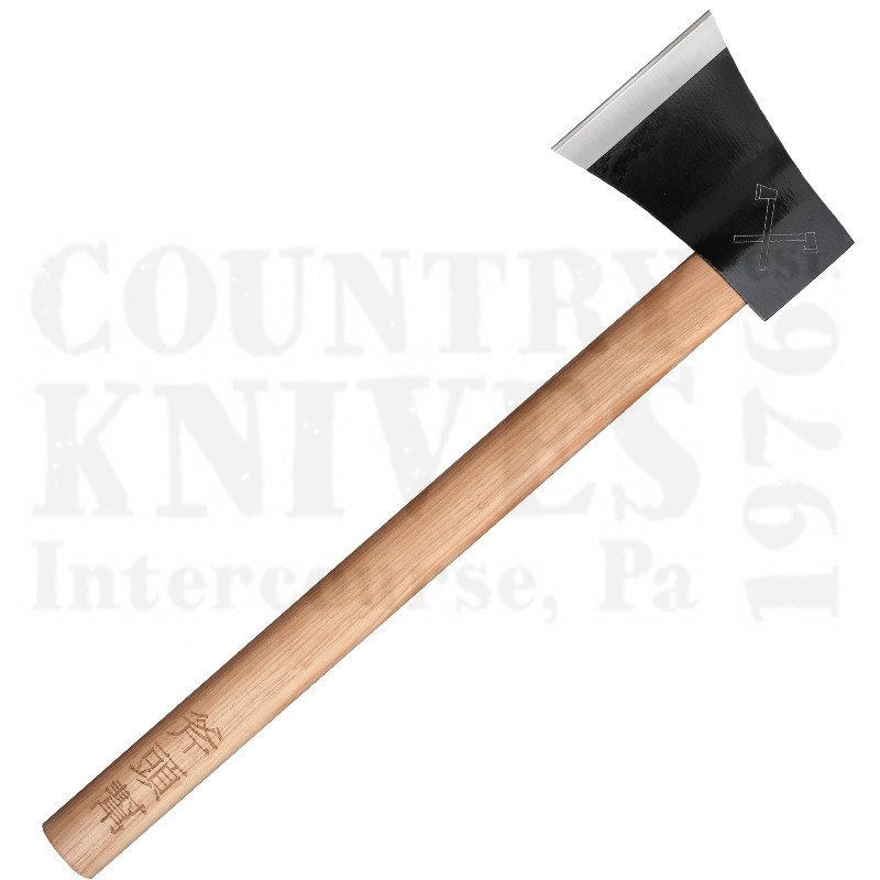 Buy Cold Steel  90AXG Axe Gang Hatchet - Forged 5150 / Hickory at Country Knives.