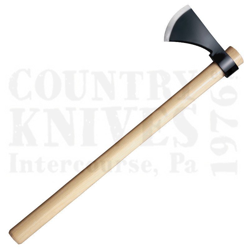 Buy Cold Steel  90FH Frontier Hawk - Forged 5150 / Hickory at Country Knives.