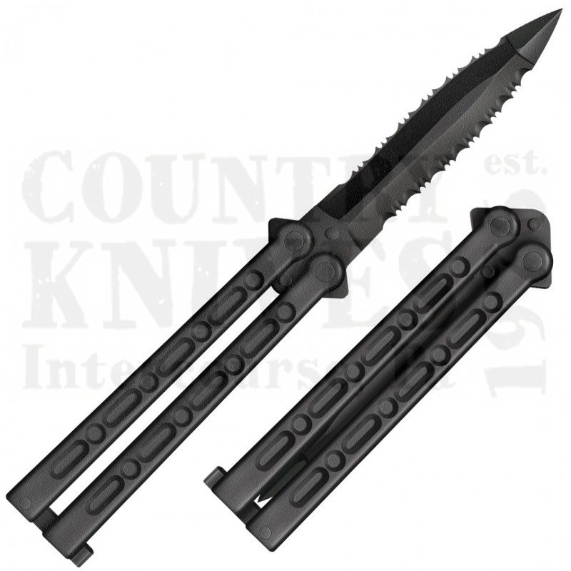 Buy Cold Steel  92EAA FGX Balisong - Griv-Ex at Country Knives.