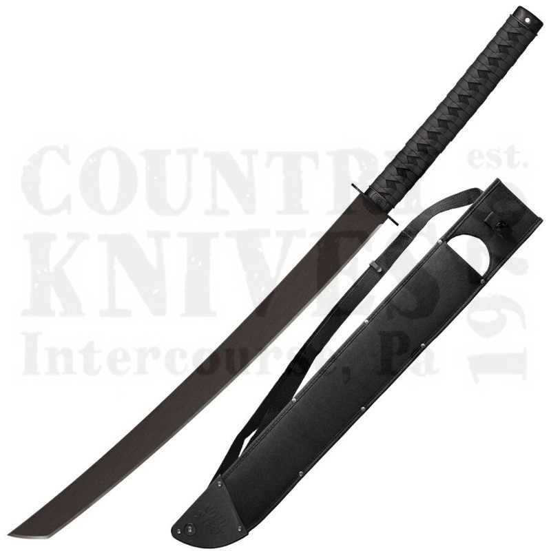 Buy Cold Steel  97TKMSS Tactical Katana Machete - SAE 1055 at Country Knives.