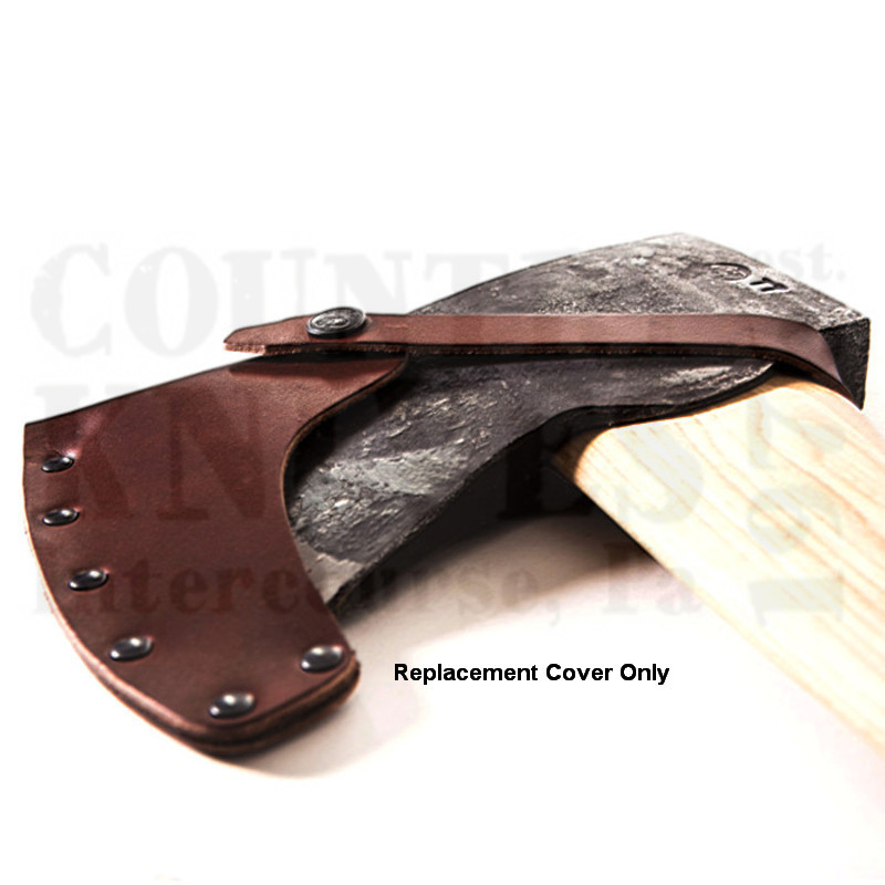 Buy Gränsfors Bruk  GBA434-2-S Replacement Sheath for American Felling Axe - 35'' Handle at Country Knives.