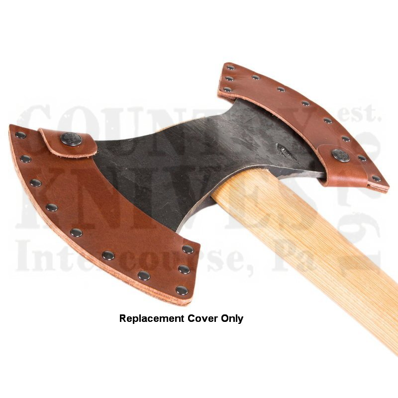 Buy Gränsfors Bruk  GBA490-S Replacement Sheaths for Double Bit Throwing & Felling Axes -  at Country Knives.