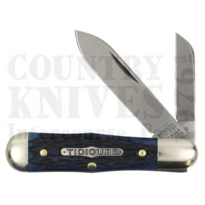 Buy Great Eastern Tidioute GE-062219BB Pemberton, Two Blade / Blue Bone at Country Knives.