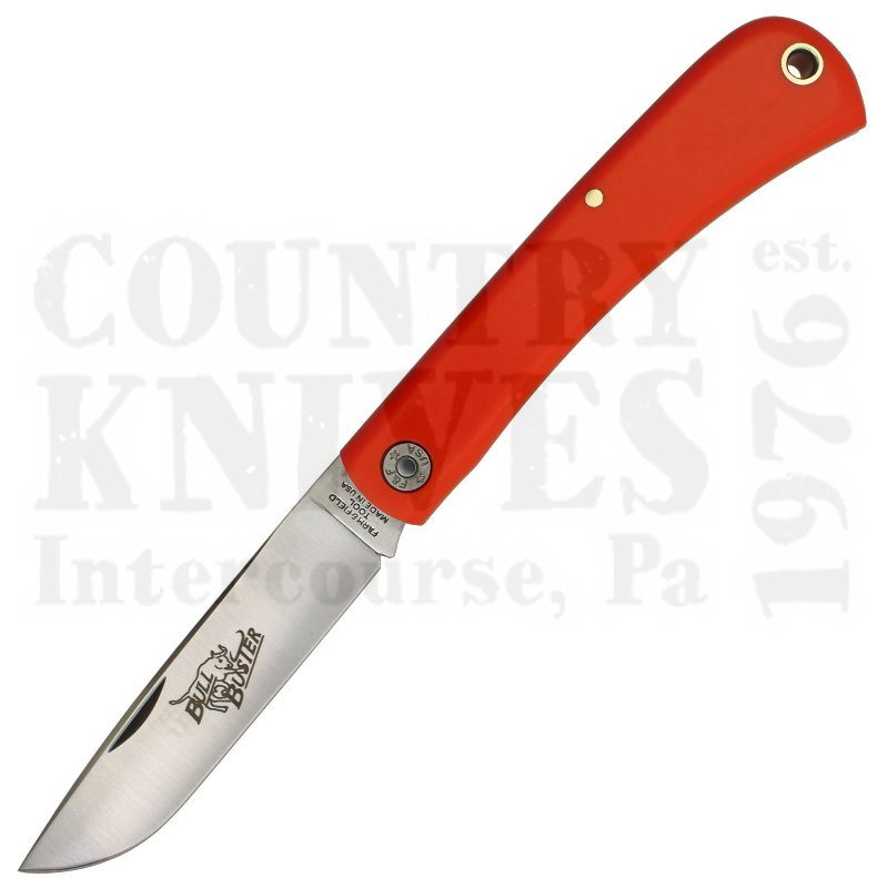 Buy Great Eastern Farm & Field Tool GE-215119OD Bull Buster - Orange Delrin at Country Knives.