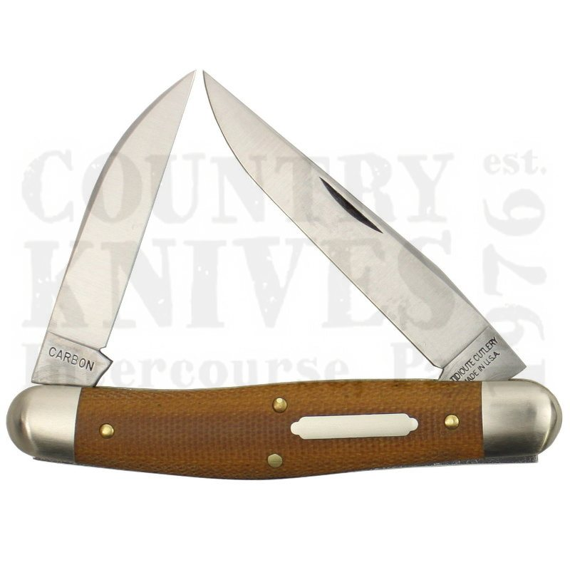 Buy Great Eastern Tidioute GE-82818NM Dixie Possum Skinner - Natural Micarta at Country Knives.