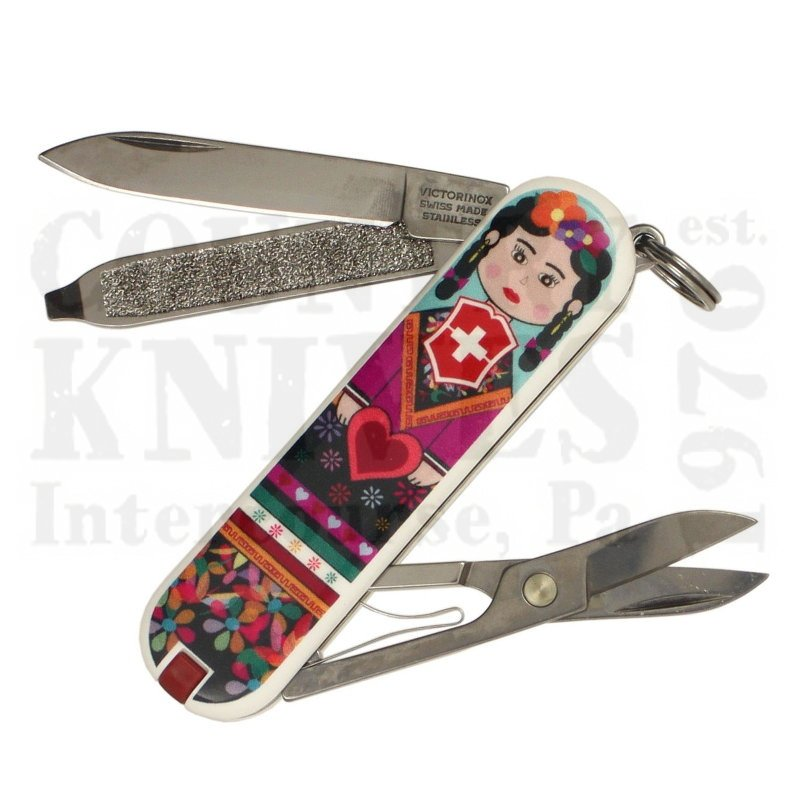Buy Victorinox Swiss Army 0.6223.L1602US2 Classic SD 2016 - Maria at Country Knives.