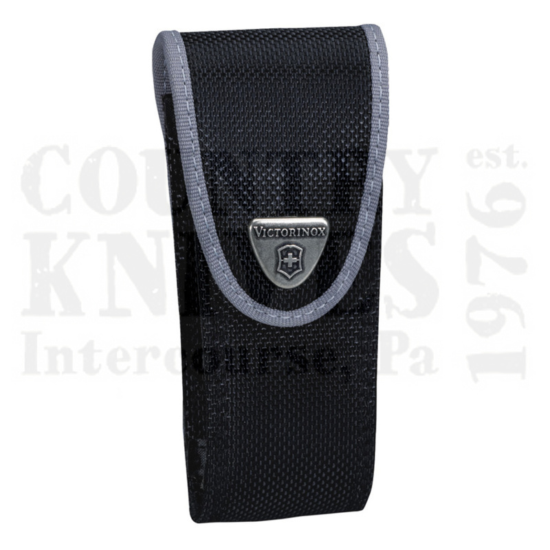 Buy Victorinox Swiss Army 33262 Black Nylon Belt Pouch - for SwissTool Spirit Plus at Country Knives.