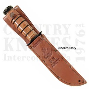 Buy Ka-Bar  KB1220S US ARMY Sheath - Leather at Country Knives.