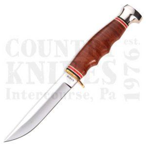 Ka-Bar1232Hunter – Stacked Leather