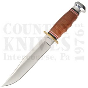 Ka-Bar1236Bowie – Stacked Leather