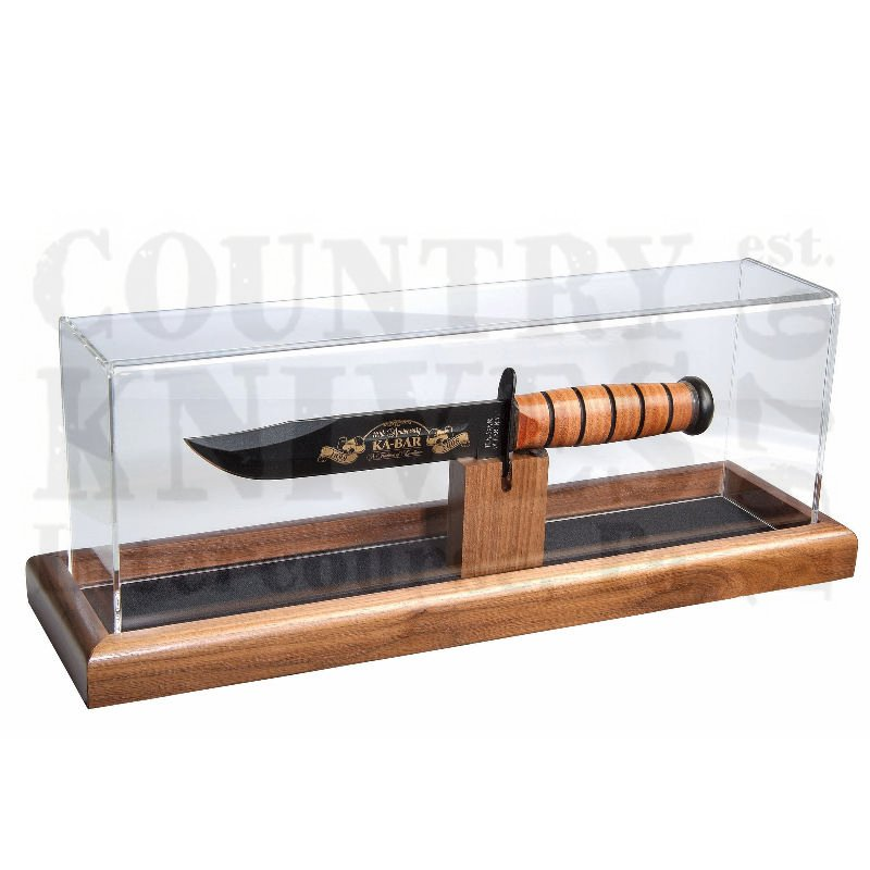 Buy Ka-Bar  KB1431 Domed Presentation Case -  at Country Knives.